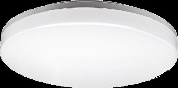 Design LED Deckenleuchte für Badezimmer 15 W rund | Wand ...